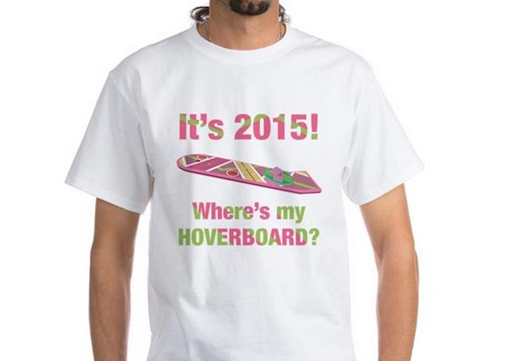 hoverboard shirt