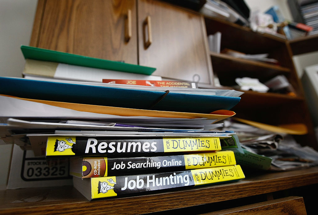 job hunting books