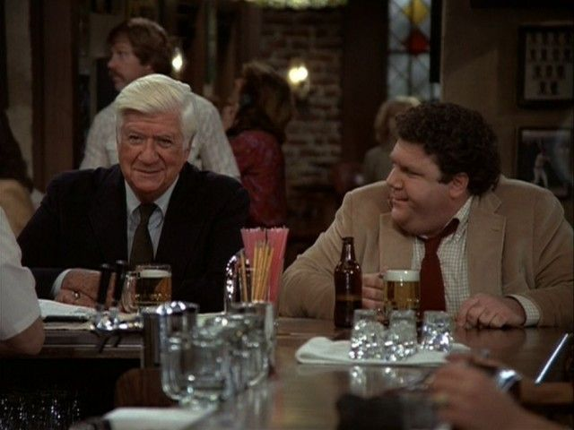 Tip O'Neill on Cheers