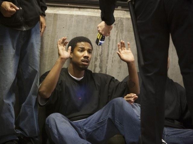 Michael B. Jordan in 'Fruitvale Station.'