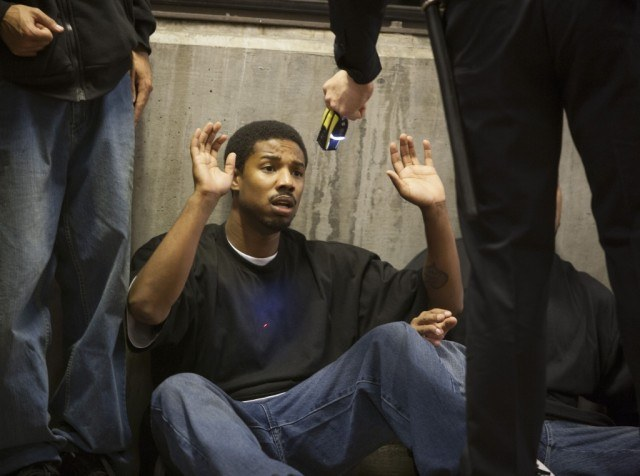 Michael B. Jordan in 'Fruitvale Station.'
