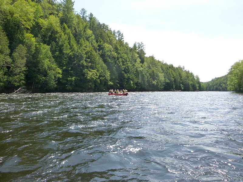 Kennebec River, Northern Maine