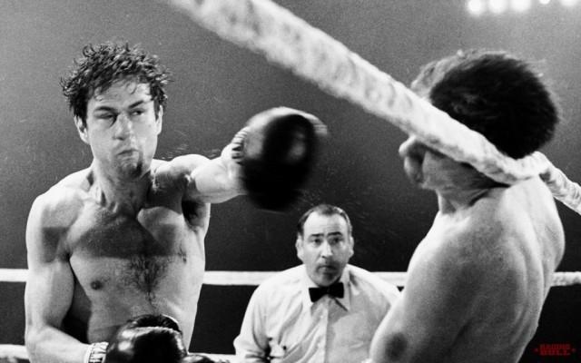 Robert De Niro in 'Raging Bull.'