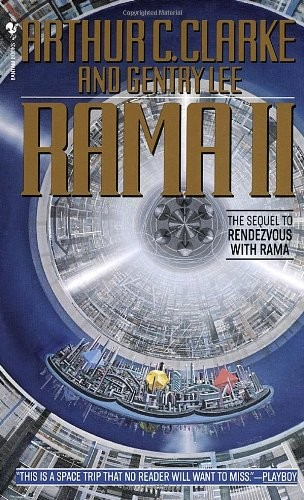 Arthur C. Clarke and Gentry Lee's 'Rama II'
