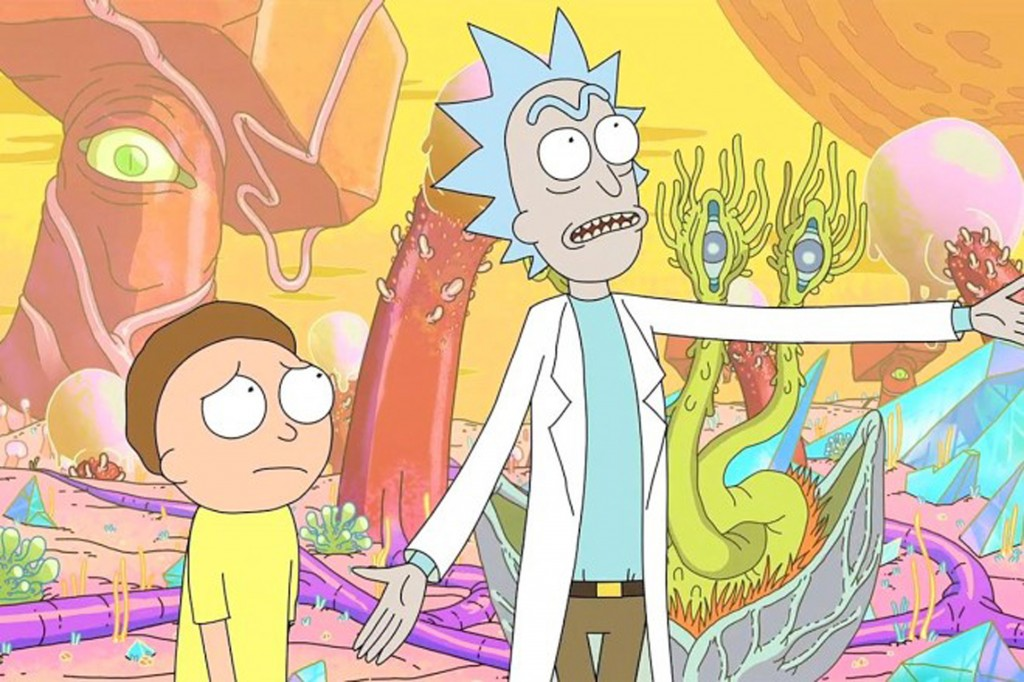 Rick and Morty screenshot