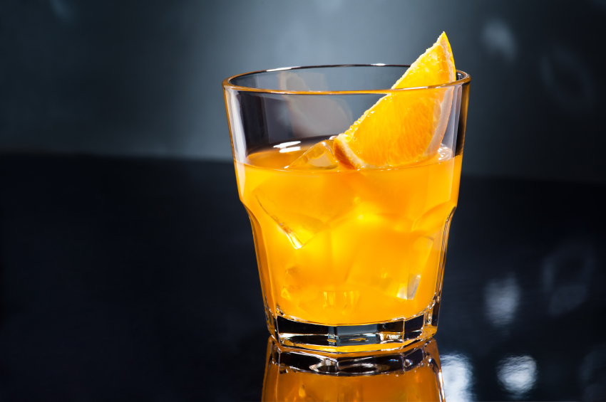 screwdriver, cocktail