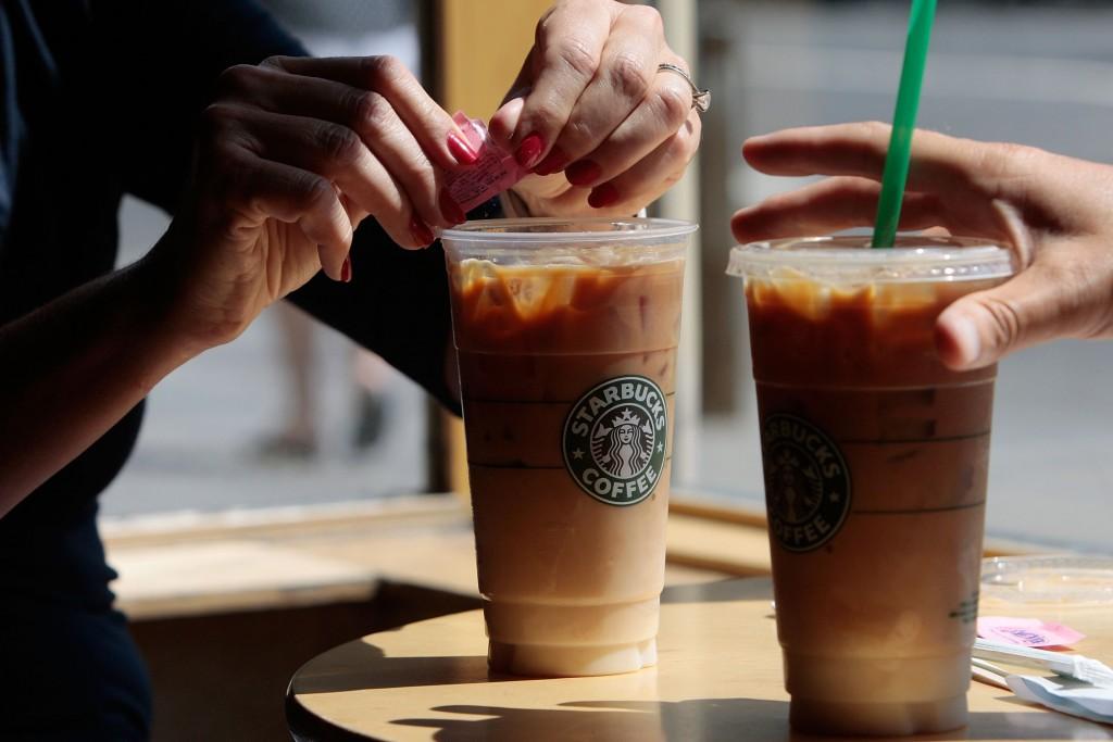 starbucks iced coffee