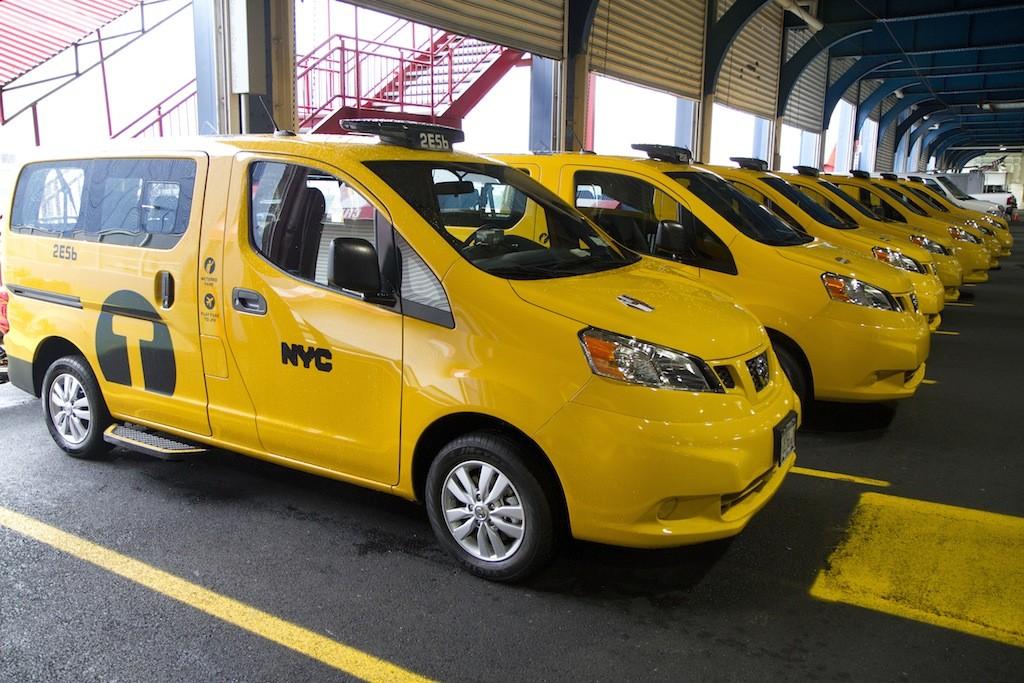 Taxi of Tomorrow