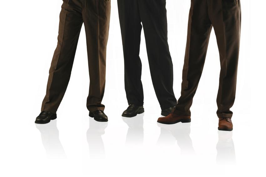 hemmed pants