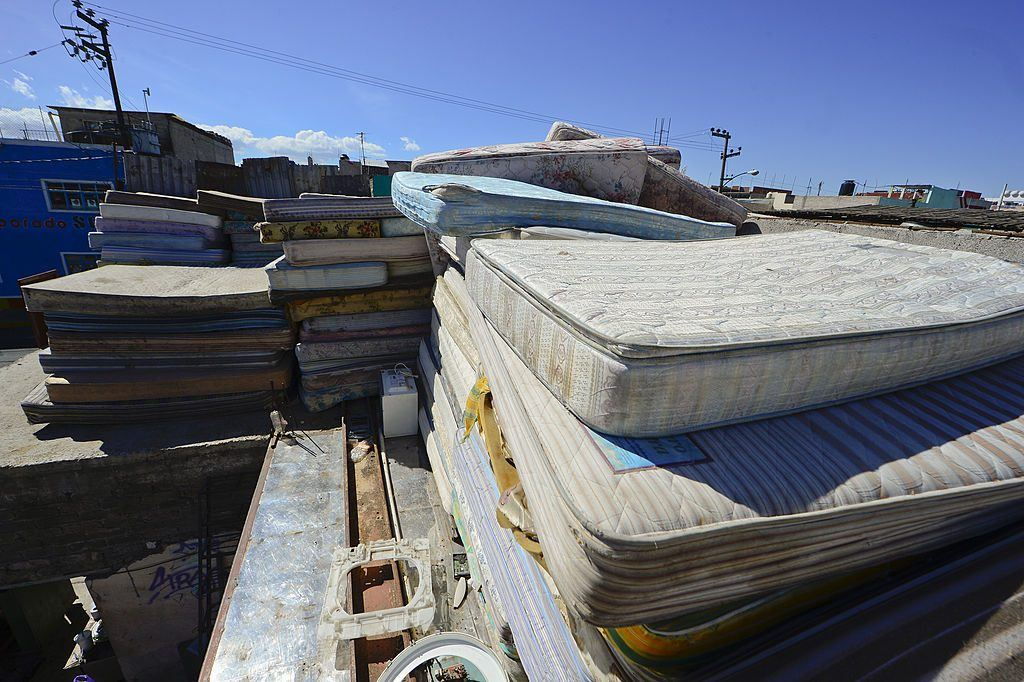 Is it illegal to sell a used mattress?