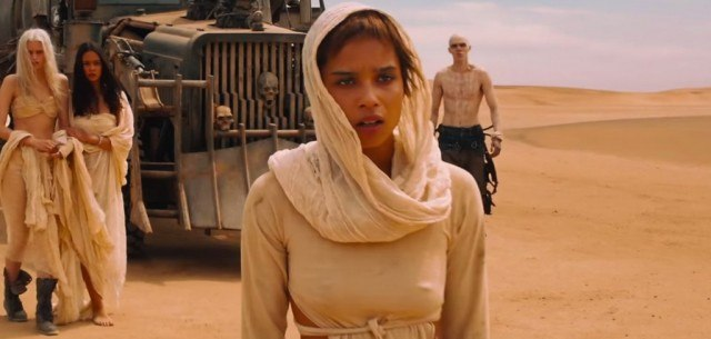Zoe Kravitz - Mad Max: Fury Road