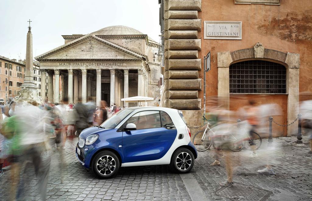 Smart ForTwo   Daimler