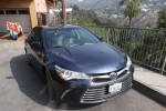 Testing the Toyota Camry Hybrid: 72 Frugal Hours in Hollywood