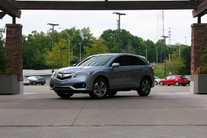 2016 Acura RDX Review: Redesigned and More Refined