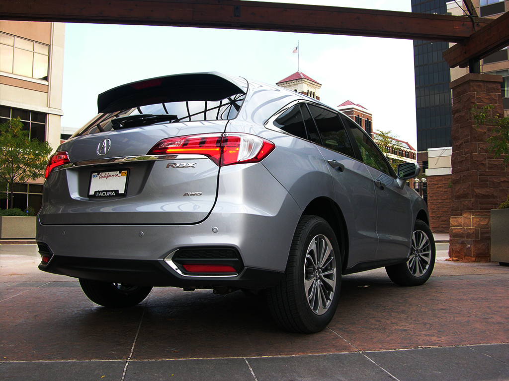 2016 acura rdx review redesigned and more refined page 2. Black Bedroom Furniture Sets. Home Design Ideas