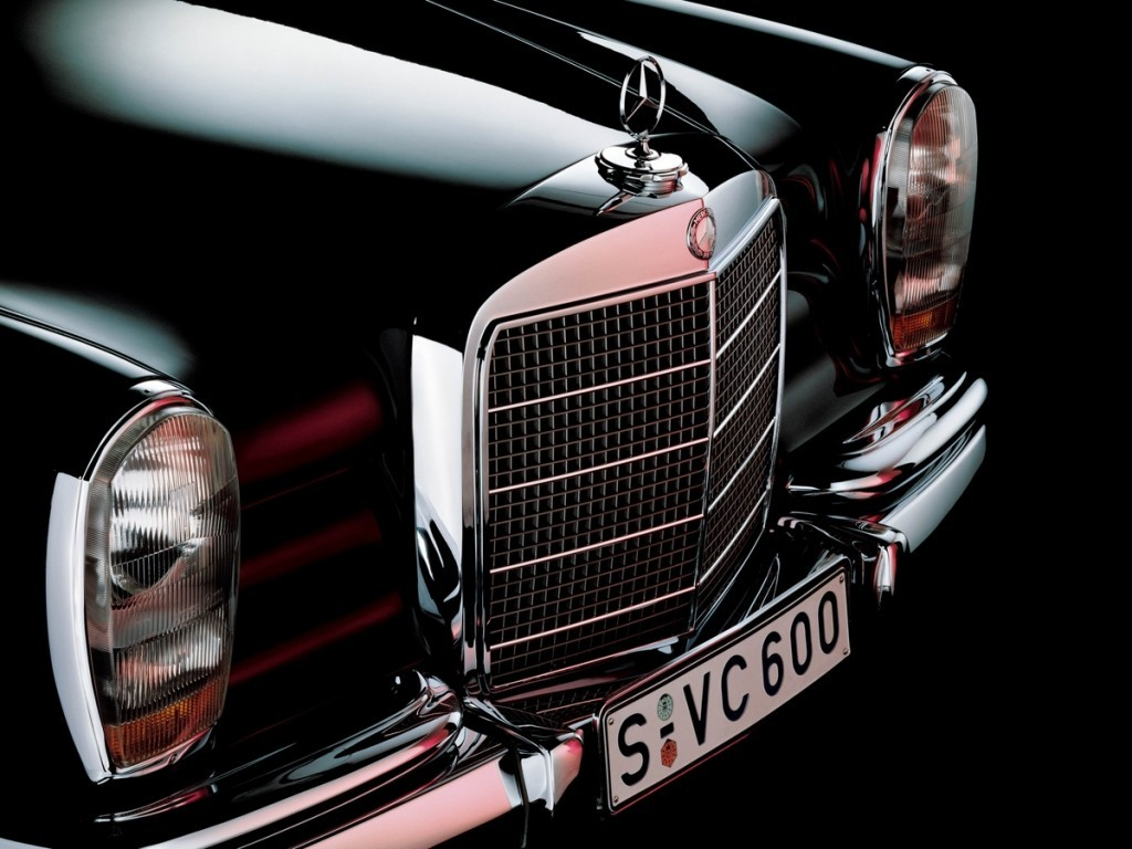 Why the Mercedes-Benz 600 is the Ultimate Luxury Car