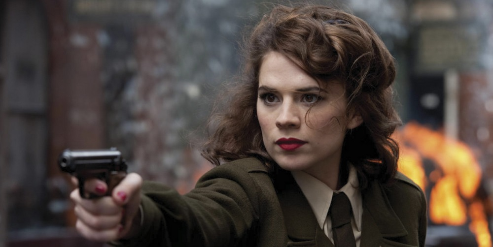 Agent Carter - Hayley Atwell