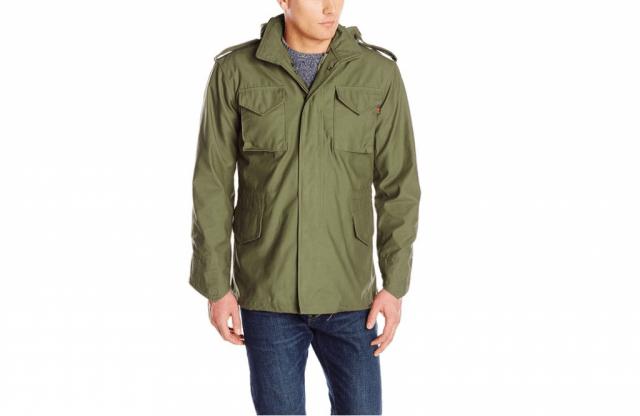 Alpha Industries slim M-65 field jacket