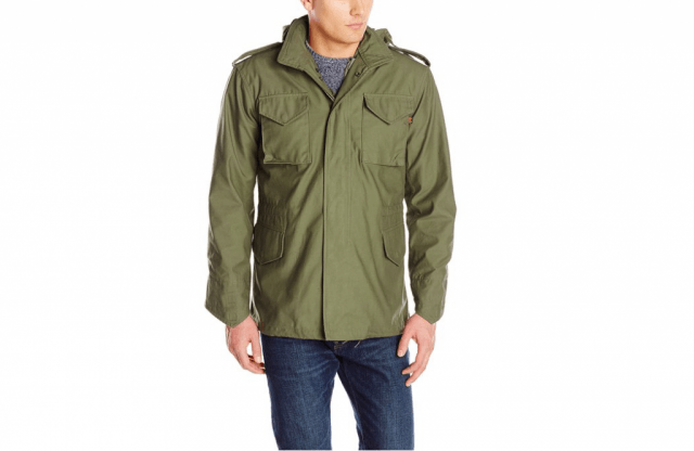 Alpha Industries slim M-65 field jacket