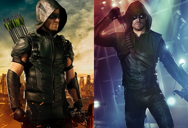 Green Arrow - Arrow, the CW