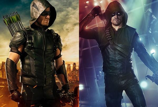 Green Arrow - Arrow, the CW