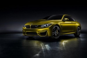 BMW's M4 is a Turbocharged, Two-Doored, Tire-Shredding Trackoholic
