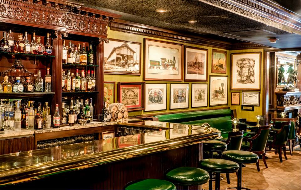 6 Legendary Hotel Bars Every Stylish Man Must Visit