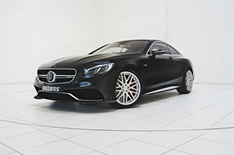 Brabus S-Class Coupe