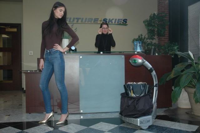 Budgee the Robot