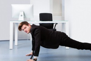 Fat-Blasting Exercises You Can Do at Your Desk