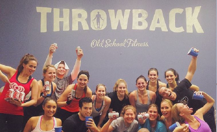 Source: Throwback Fitness