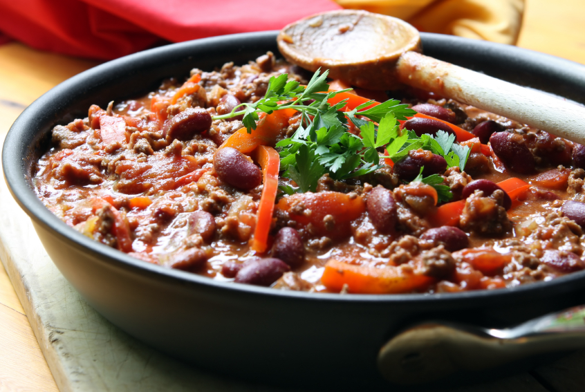 5 Recipes For Game Day Chili