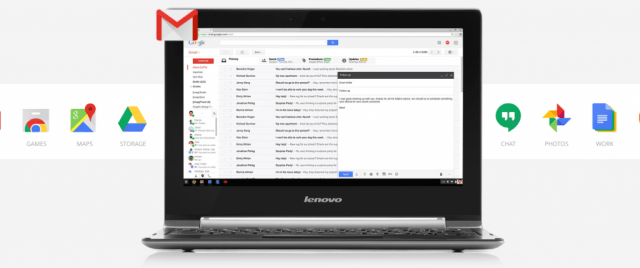 Chromebook apps