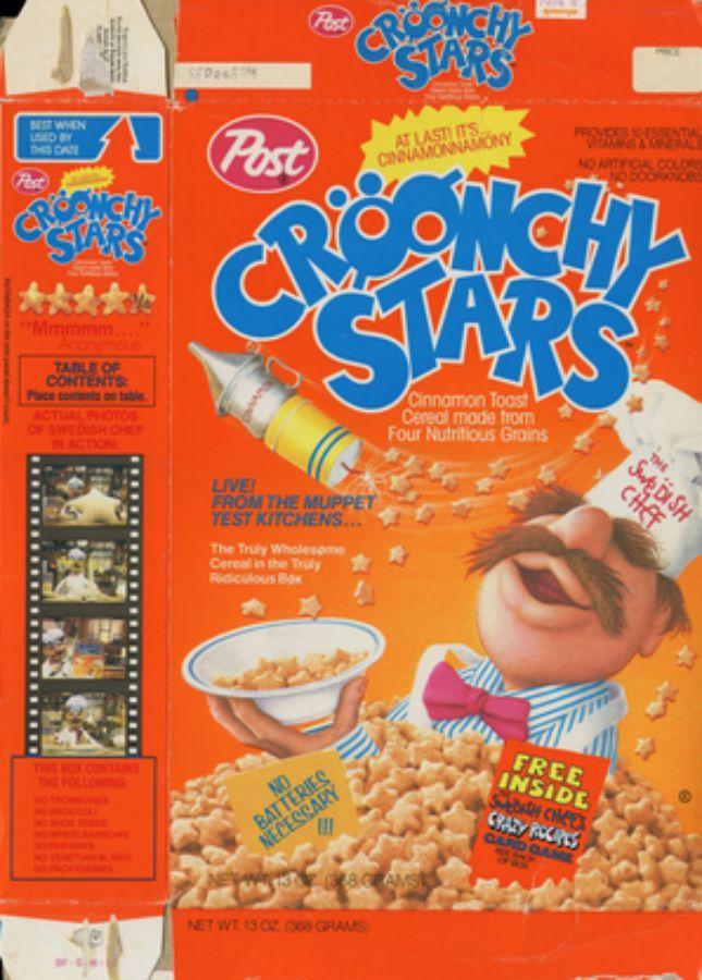 Croonchy Stars