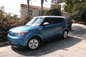 Testing the Kia Soul EV: 4 All-Electric Days in Los Angeles