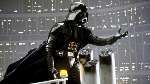 David Prowse in Star Wars: The Empire Strikes Back