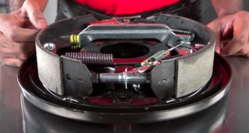 how to change drum brakes
