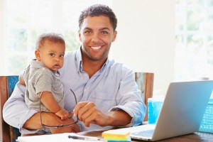 How Dads Can Achieve a Healthy Work-Life Balance