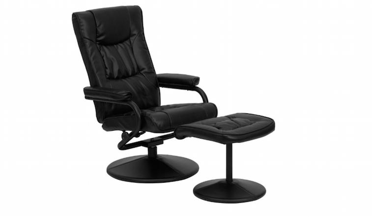 Flash furniture recliner