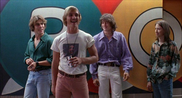 Dazed and Confused still