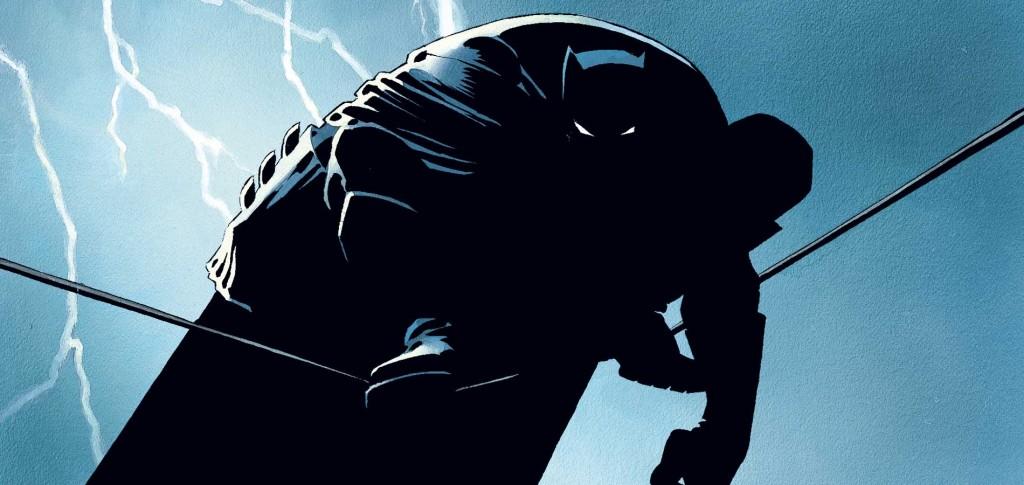 Batman, Dark Knight Returns, Graphic Novel, Frank Miller