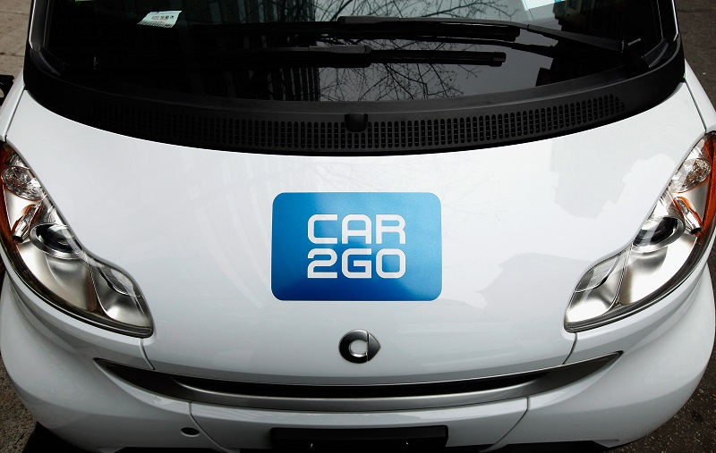 Car2go Launches First   Carsharing Program In Washington DC