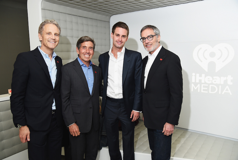Snapchat founder and his rich friends