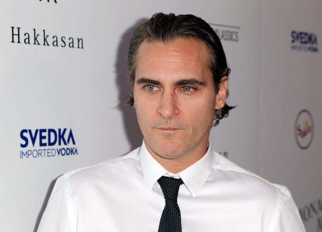 Joaquin Phoenix | David Buchan/Getty Images