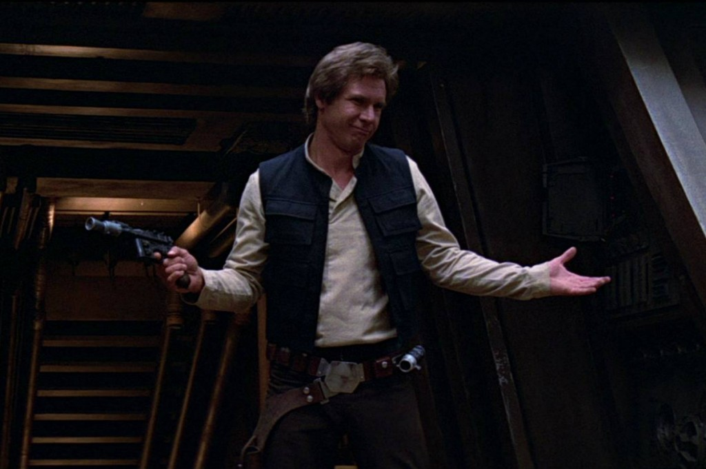 Han Solo in Star Wars