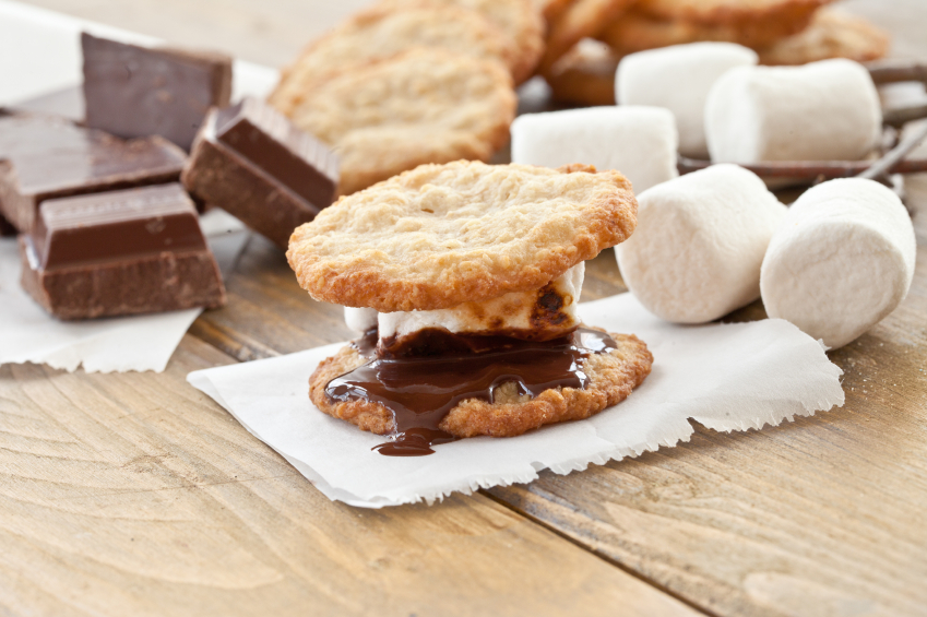 cookie s'mores