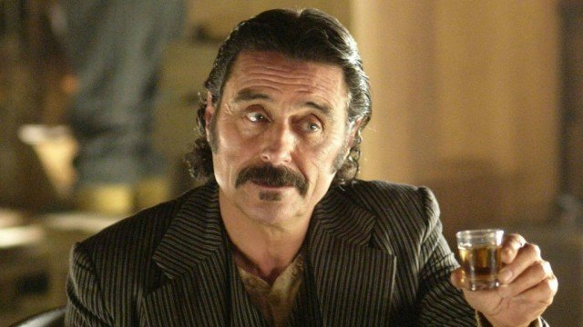Ian McShane in 'Deadwood'
