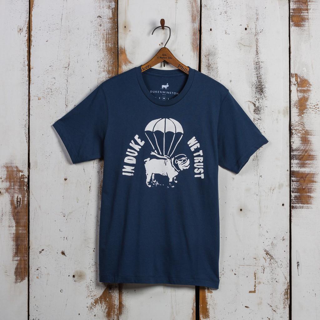 In Duke We Trust T-Shirt