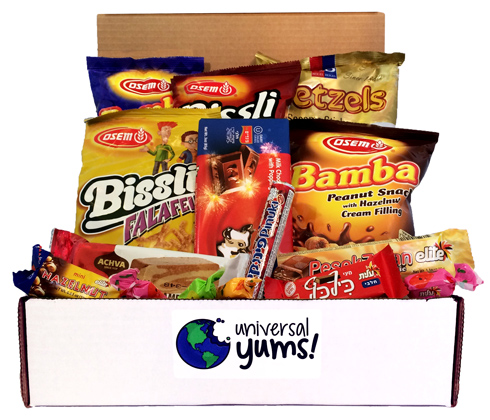Man Food 7 Must Try Snack Box Subscriptions