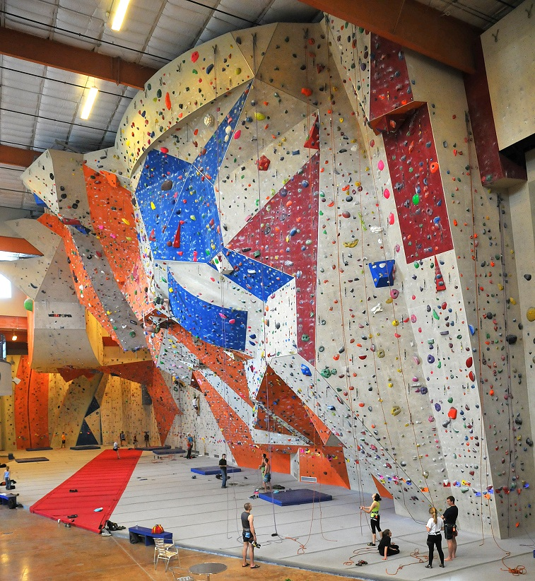 Source: Stone Summit Climbing and Fitness Center